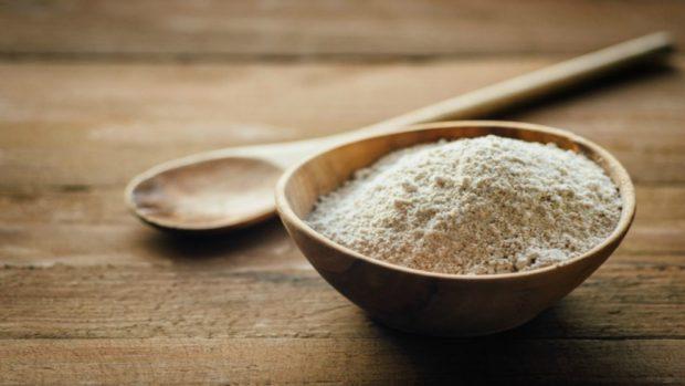 Receta de pan semi integral