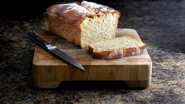 Pan de coco y almendras