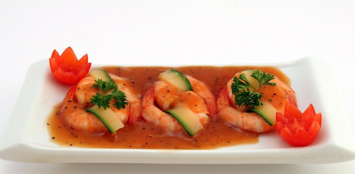 Photo of Receta de gambas en salsa de ostras