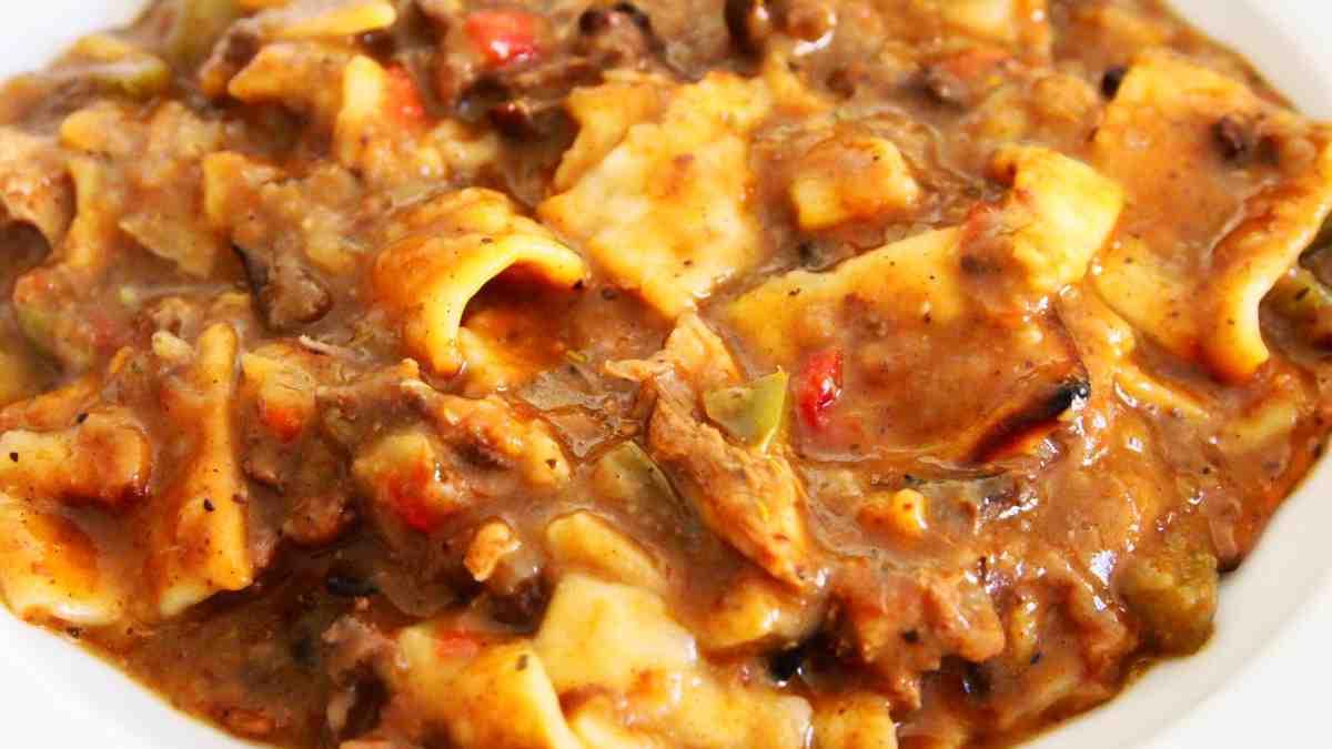 Photo of Receta de Gazpachos manchegos de pollo