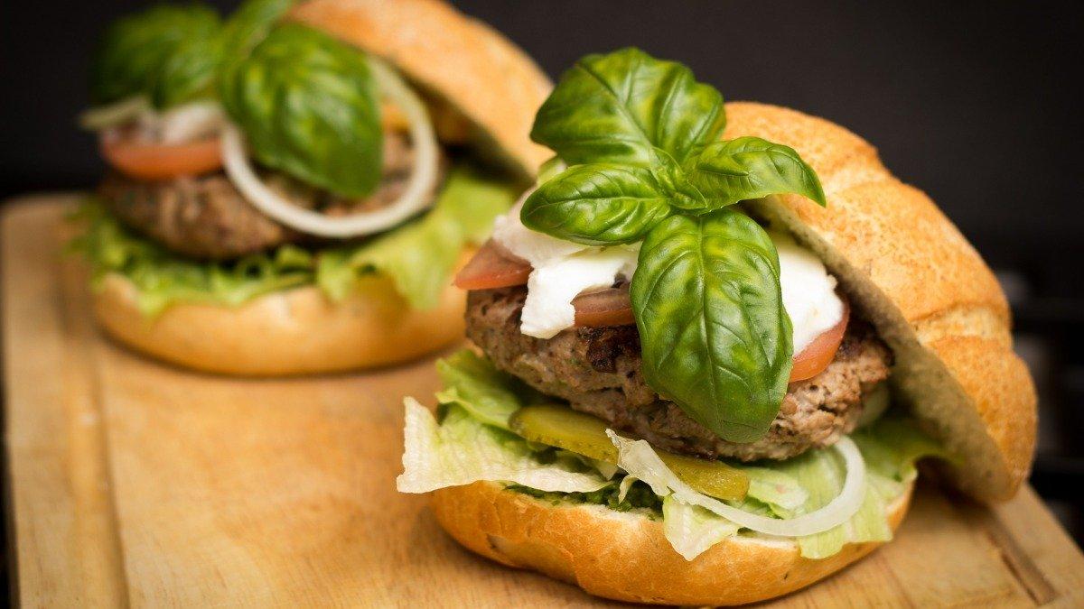 Photo of Receta de hamburguesas de lentejas con tofu