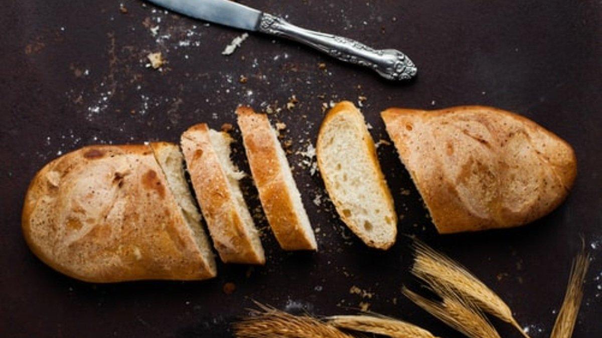 Receta de pan semiintegral 1