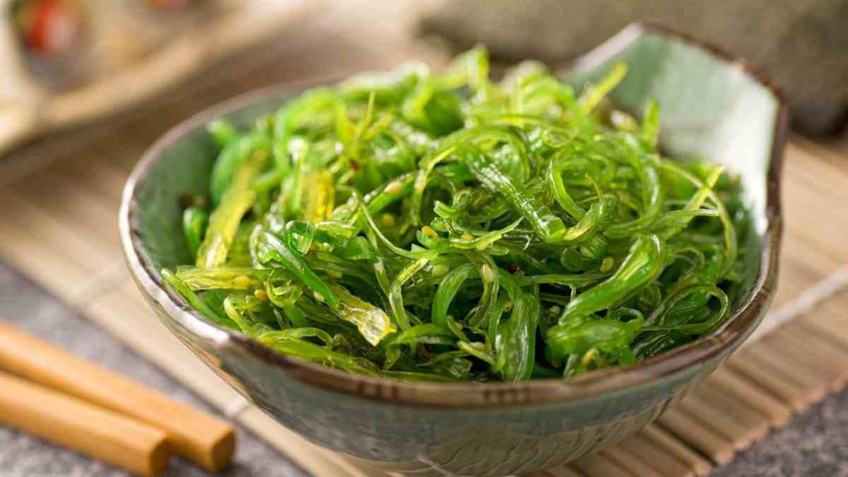 """Prepara saludables pastas caseras con algas """"lechuga de mar"""" 1"""