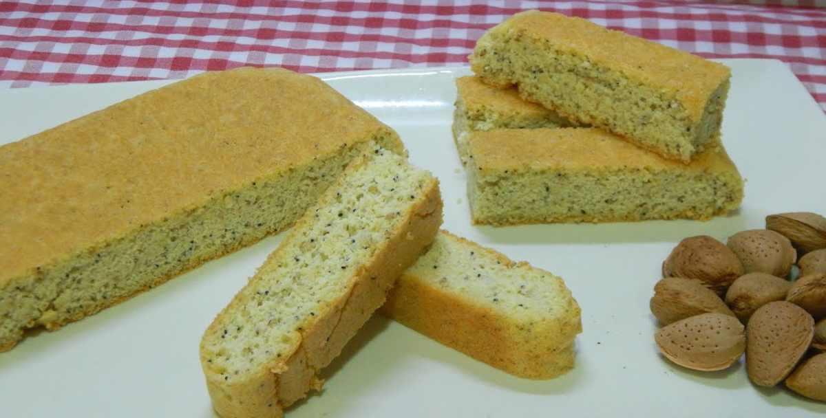 Receta de pan bajo en carbohidratos 1