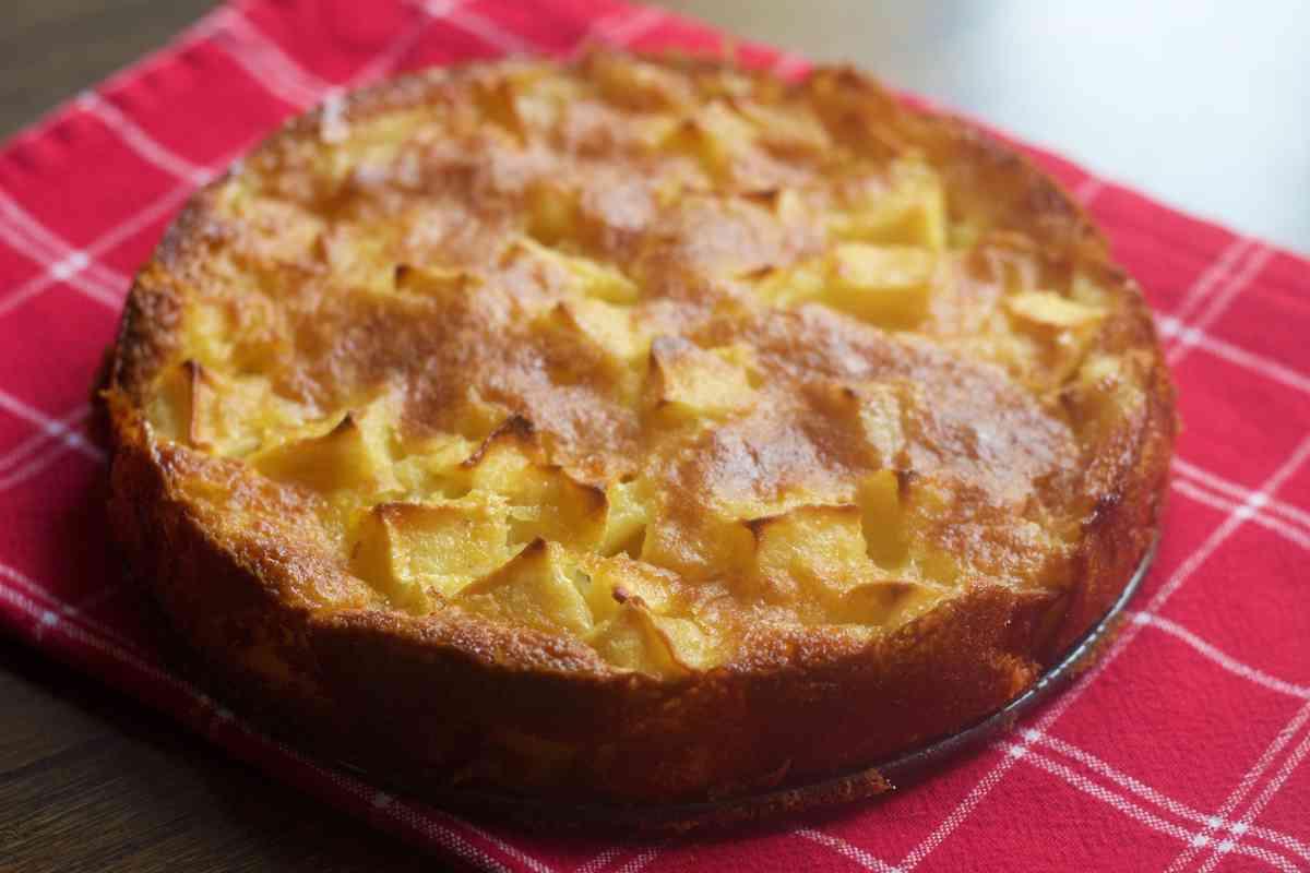 Photo of Receta de tarta de manzanas con especias