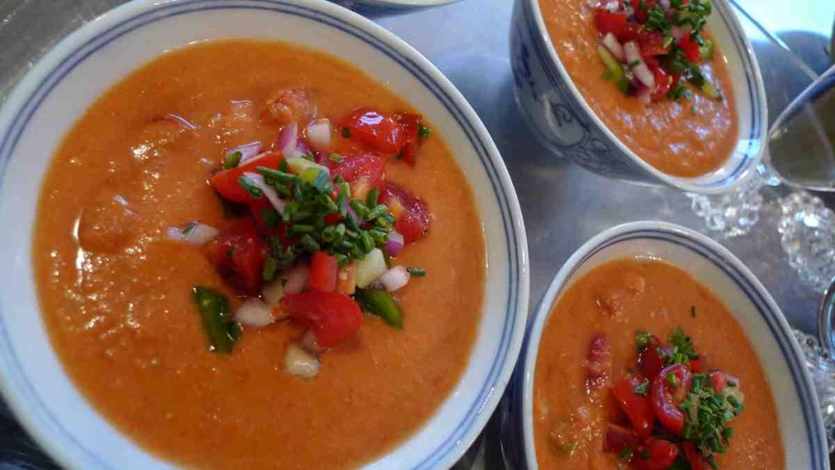Photo of Recetas de gazpacho, deliciosas variaciones con frutas y verduras