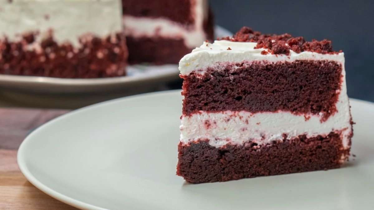 Photo of Receta de red velvet vegana