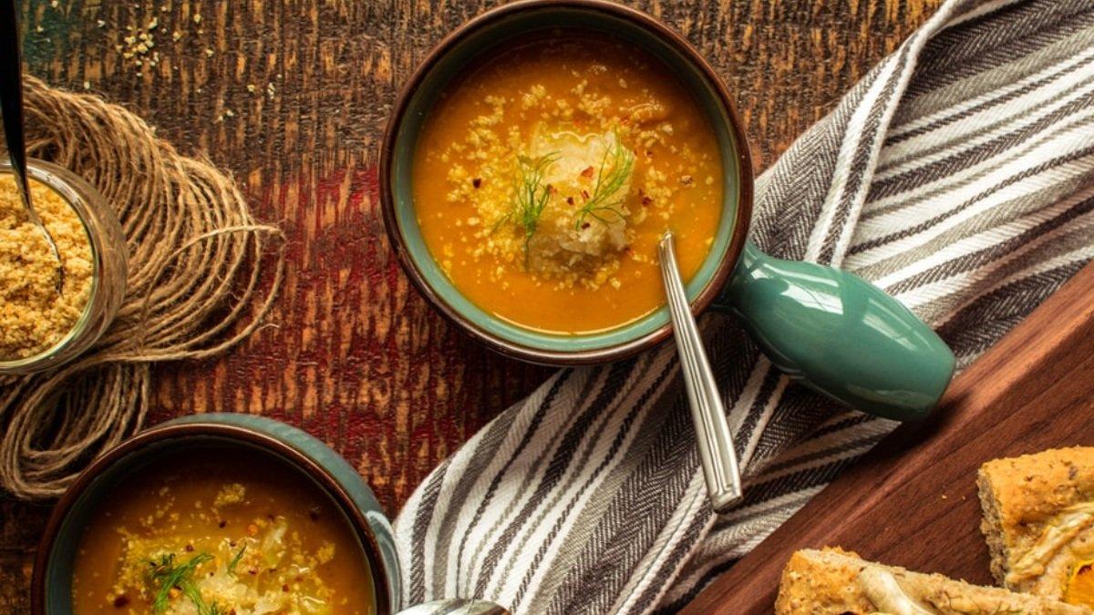 Receta de sopa de quinoa con cebolla 1