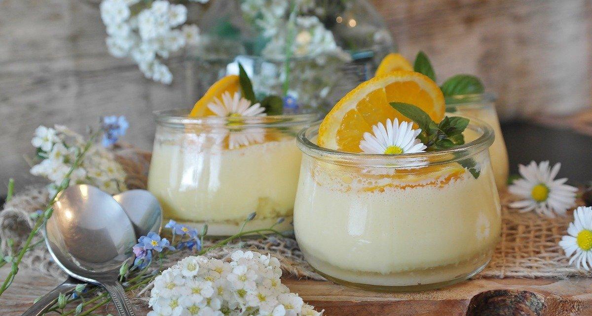 Receta de sorbete de naranja y limón sin azúcar 1