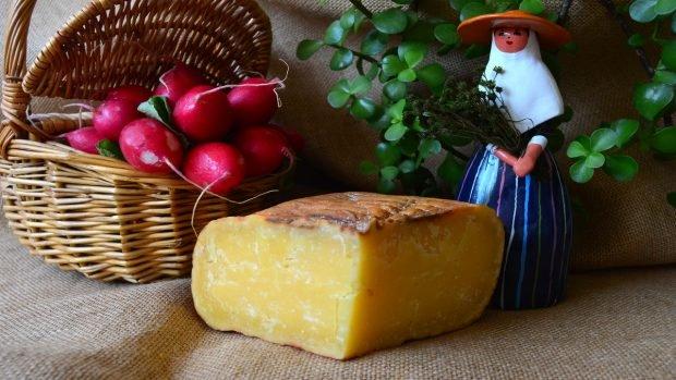 Rosquillas caseras de queso Mahón