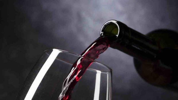 Vinagreta de vino tinto