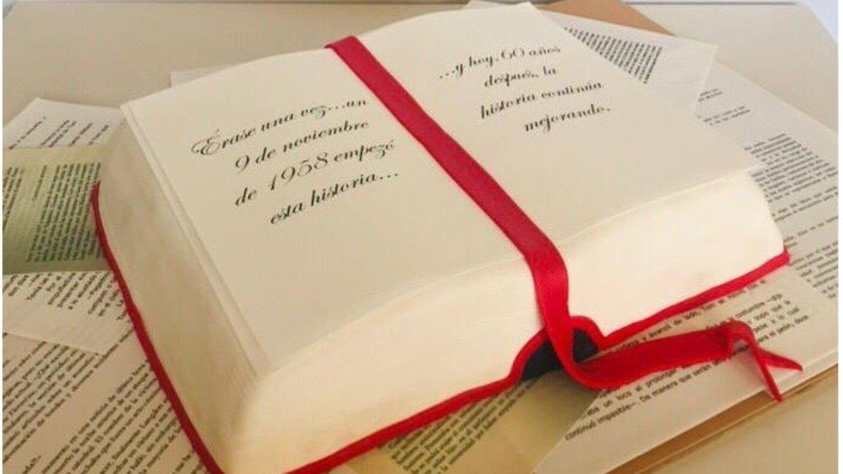 Photo of Cómo hacer un bizcocho con forma de libro