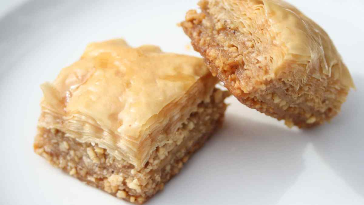 Photo of Receta de baklavas de chocolate