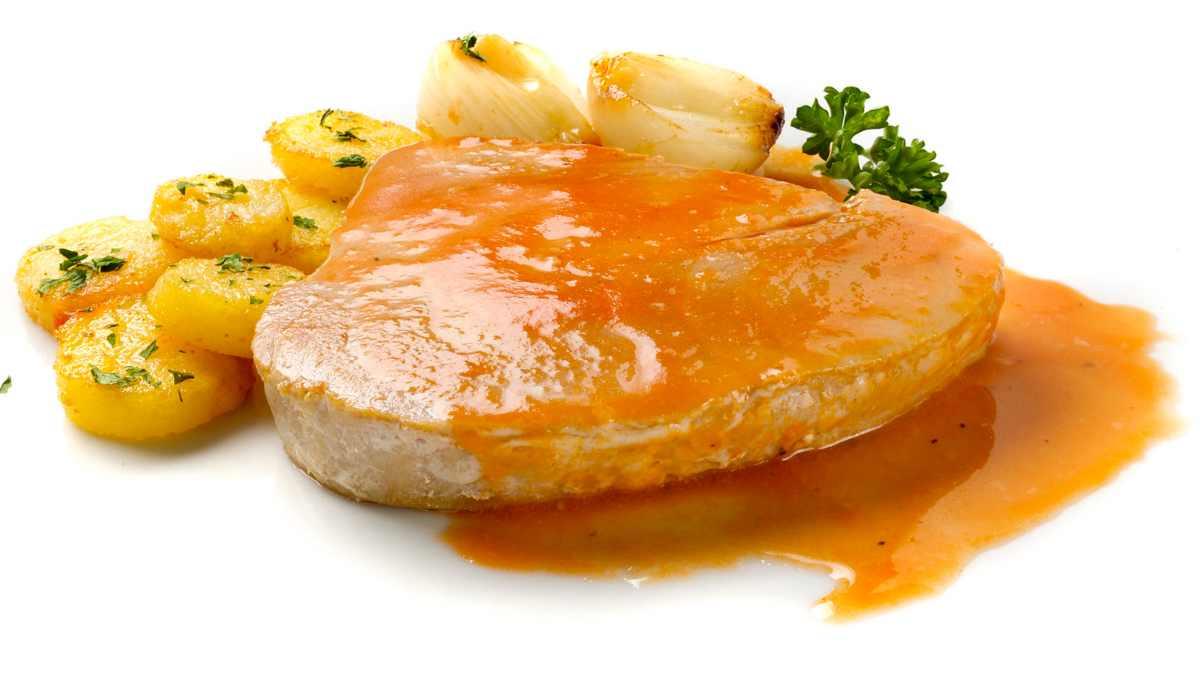 Receta de Bonito en salsa agridulce 1