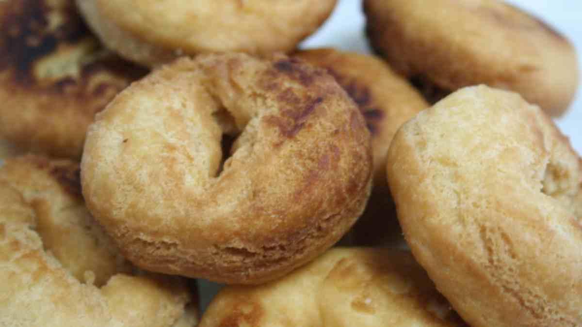 Receta de rosquillas de queso 1