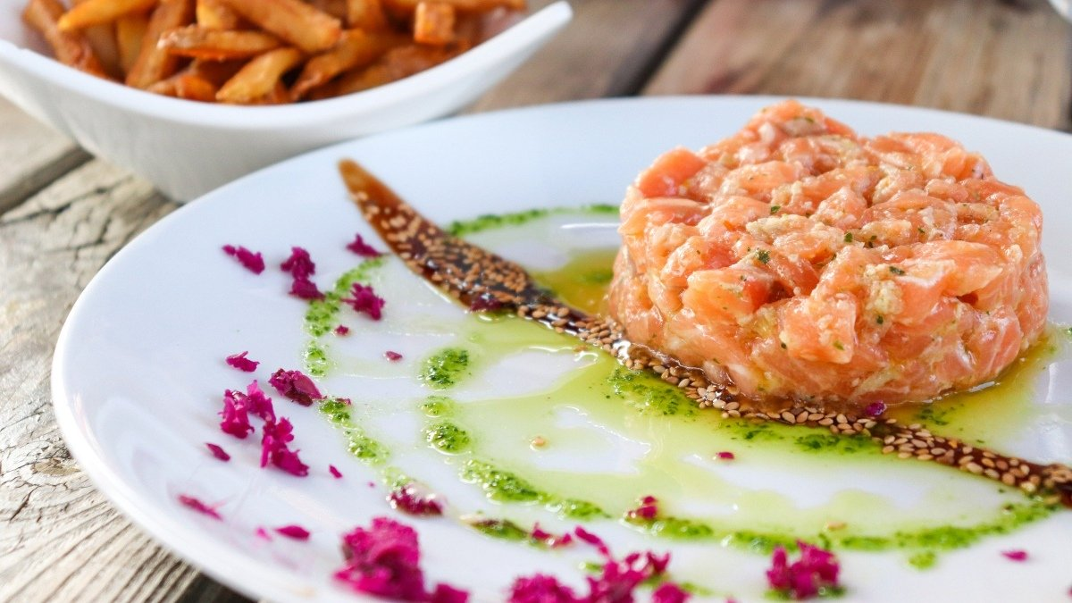 Photo of Receta de tartar de trucha