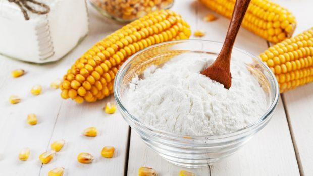 Receta de aros de cebolla con harina de maíz
