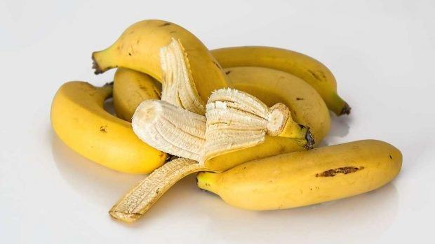 Receta de pan de plátano con chocolate