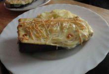 Photo of Receta de Berenjenas rellenas de trigo con verdura
