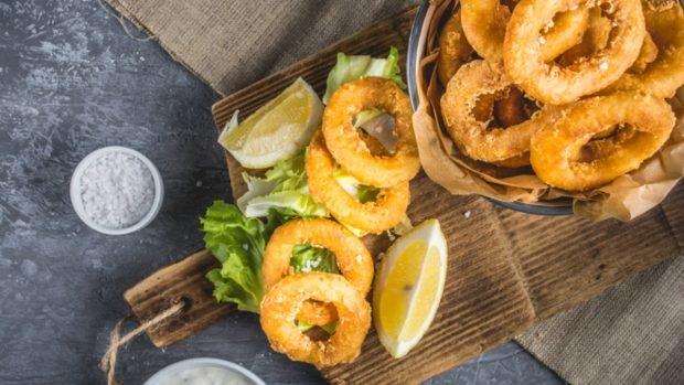 Fiestas de la Paloma 2020: cómo hacer un bocadillo de calamar