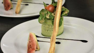 Photo of Receta de ensalada de pepino con higos