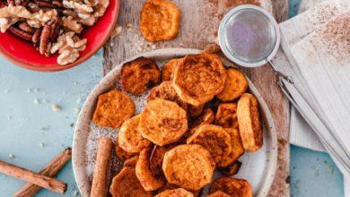 Photo of Receta de boniato al horno con miel y canela