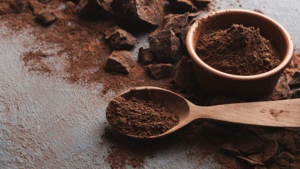 Receta de galletas de jengibre y chocolate para microondas