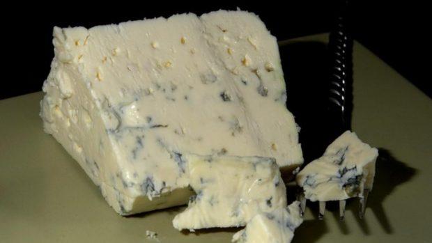 Solomillo de ternera con salsa de queso azul
