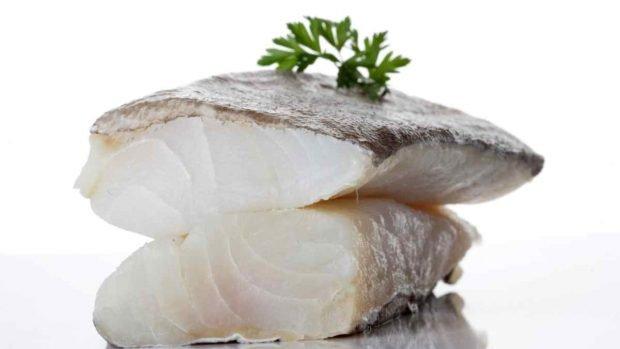 Receta de bacalao en salsa de brócoli