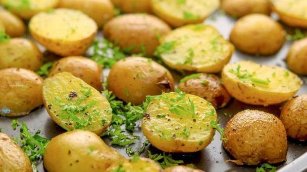 Receta de salchichas braseadas con patatas