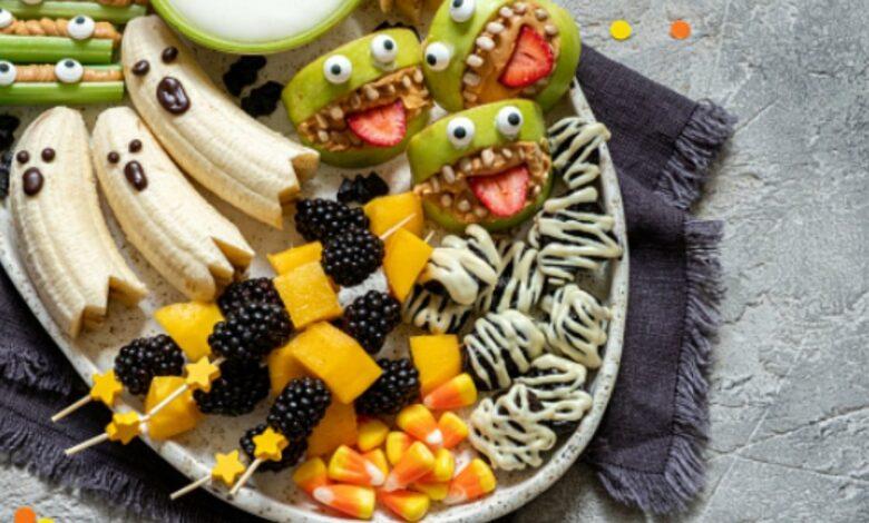 Halloween 2020: Chucherías saludables 1