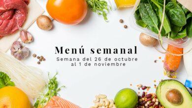 Photo of Semana del 26 de octubre al 1 de noviembre de 2020