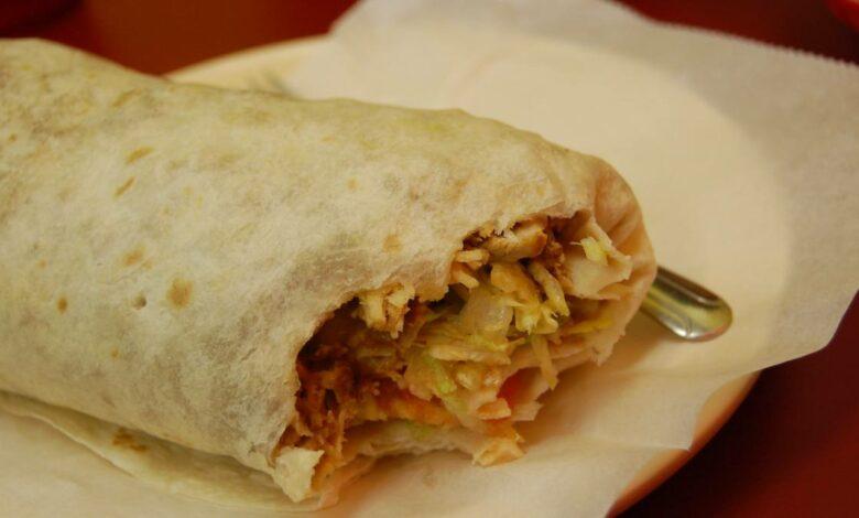 Receta de Burritos con frijoles y pollo 1