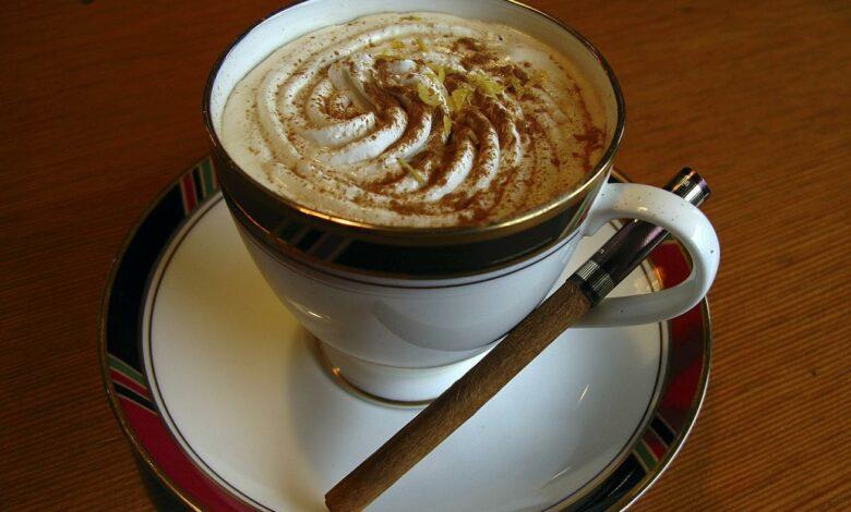 Receta de café de olla con chocolate 1