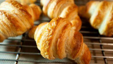 Receta de croissant francés elaborado en tu propia cocina 4