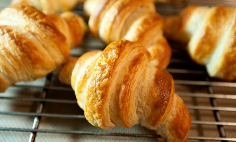 Receta de croissant francés elaborado en tu propia cocina 1