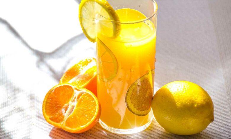 Receta de limonada con thermomix 1