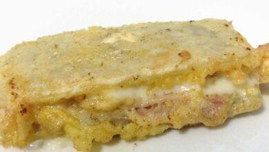 Photo of Receta de Pencas de espinacas con crema de mostaza