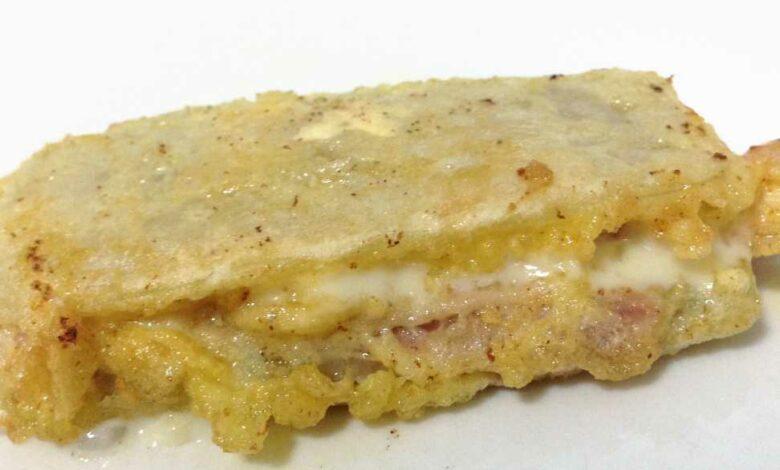 Receta de Pencas de espinacas con crema de mostaza 1