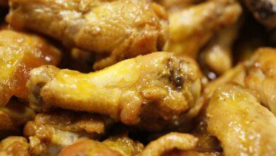 Receta de pollo rústico con mostaza y limón 4
