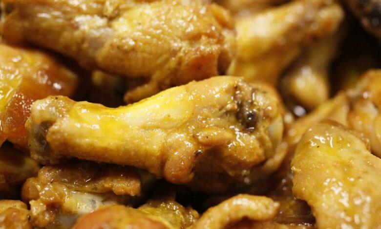 Receta de pollo rústico con mostaza y limón 1
