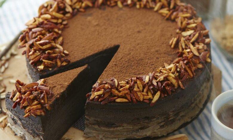 Receta de tarta brasileña 1