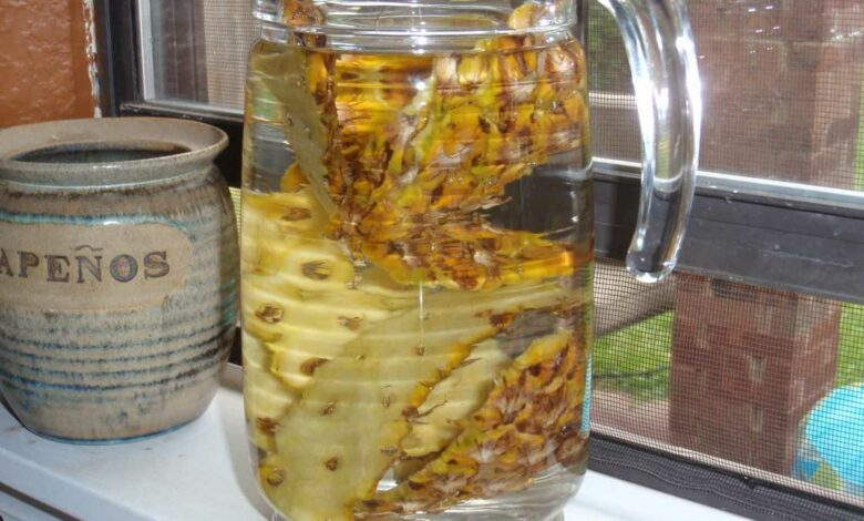 Receta del tepache 1