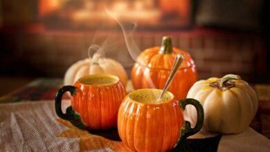Recetas con calabaza para Halloween 9