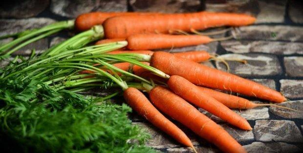 Receta de pastel de zanahoria en forma