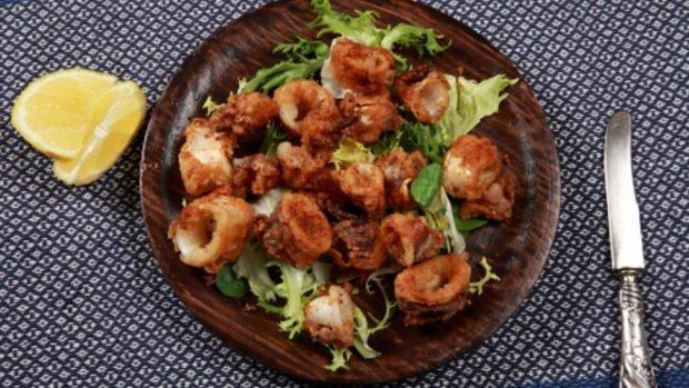 3 recetas fáciles y rápidas con calamares