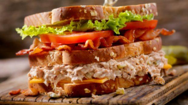 4 deliciosas y rápidas recetas de sándwiches