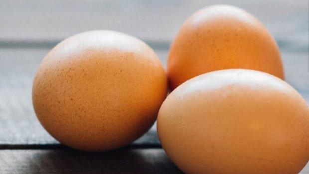 Receta de huevos paso a paso