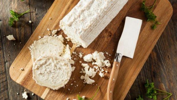 Aperitivos para Navidad: 3 formas de cubrir un queso de cabra