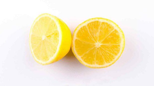 Receta saludable de galletas de limón